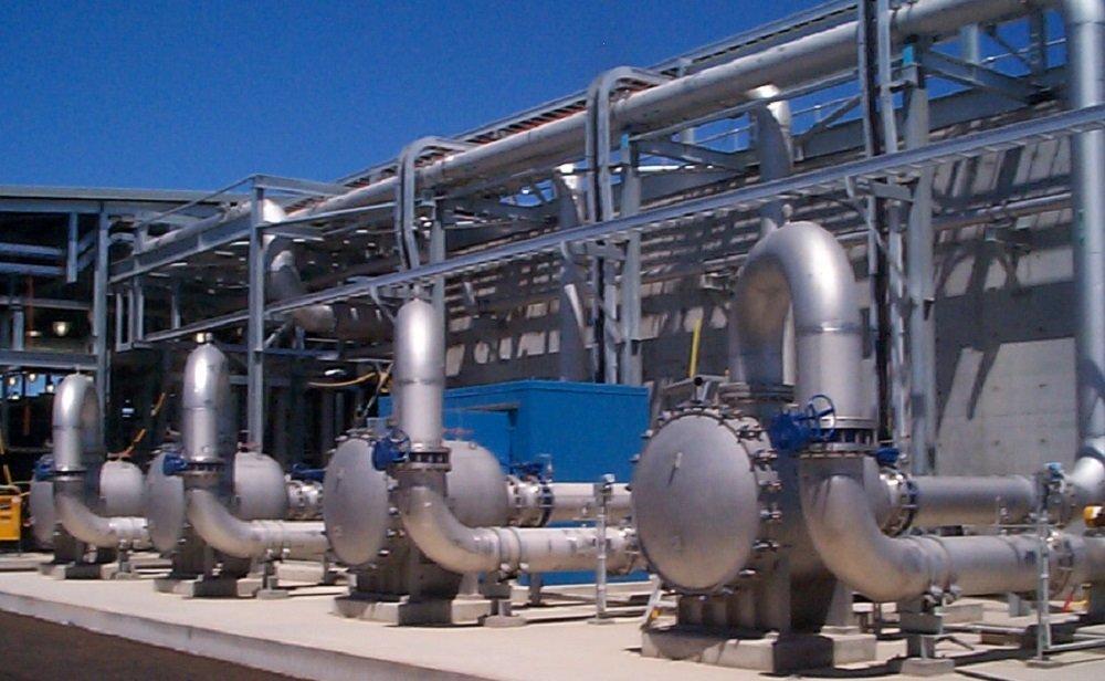 Water Reuse Plant Australia Safbon Water Technology