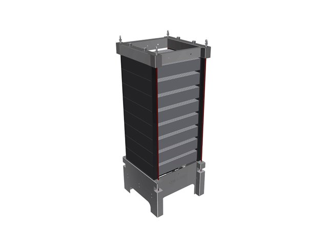 Ceramic Ultrafiltration Towers & Racks