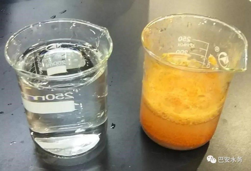 use of ceramic flat sheet uf membranes on electroplating waste