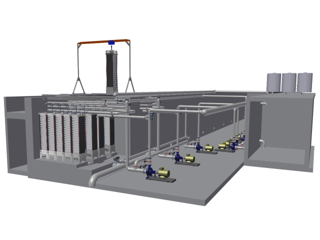 industrial wastewater treatment with ceramic uf