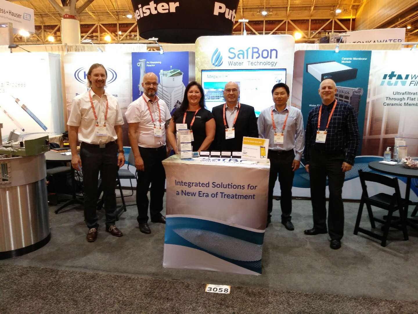 SWT at WEFTEC18