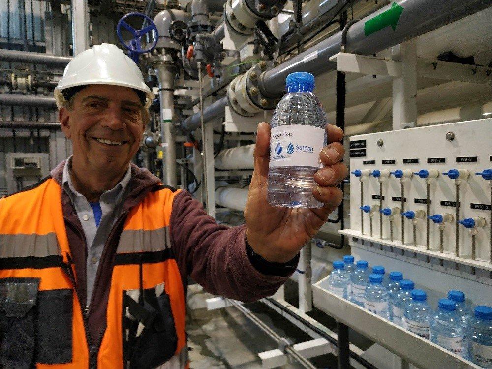 Gaza finished water